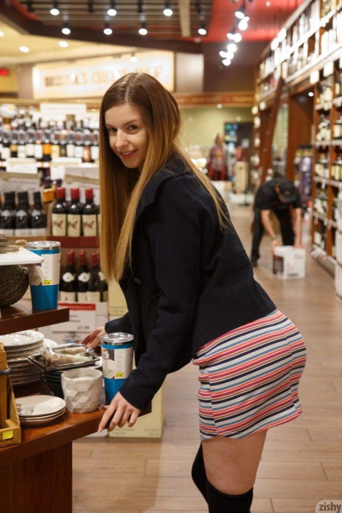 Stella Cox Poses For Zishy